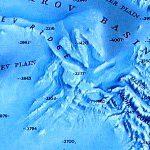Дно Северного Ледовитого океана