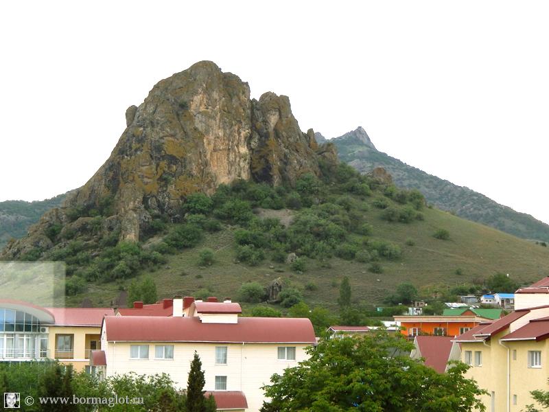 фотография горы Медовой