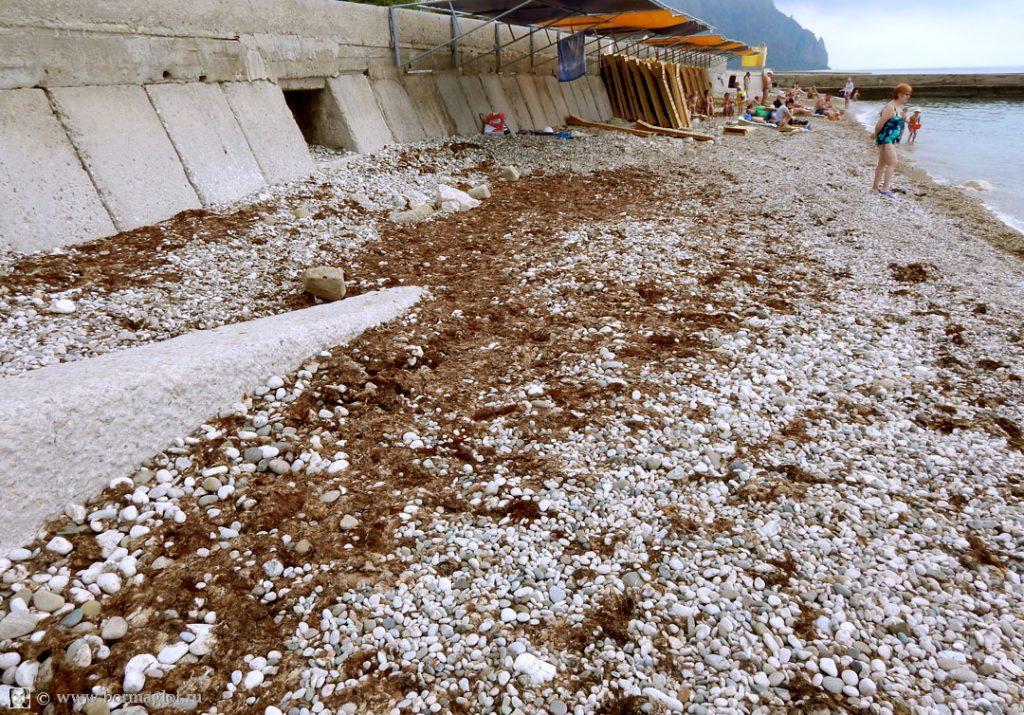 фотография пляжа в Курортном