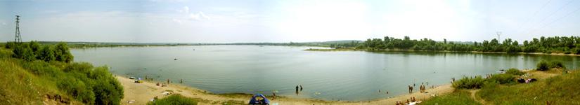 Затон озеро Павленское