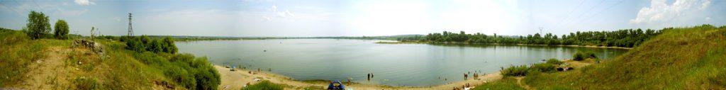 панорама озера Павленское (Цимлянский крьер)
